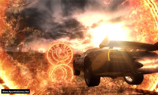 FlatOut: Ultimate Carnage Screenshot 3, Full Version, PC Game, Download Free