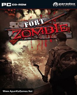 Fort Zombie Cover, Poster, Full Version, PC Game, Download Free