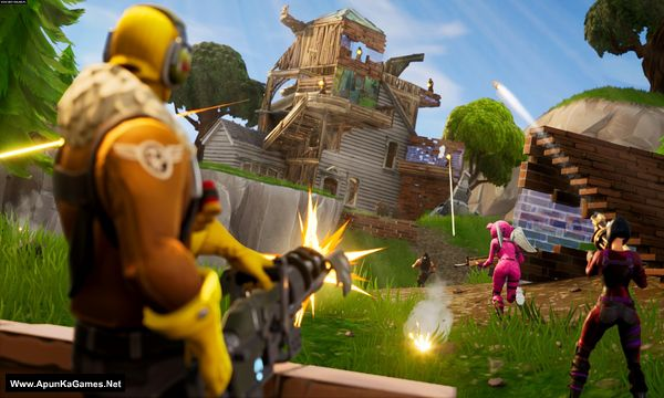 Fortnite Screenshot 1, Full Version, PC Game, Download Free