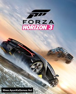 Forza Horizon 3 Cover, Poster, Full Version, PC Game, Download Free