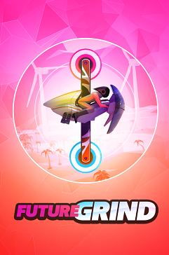 FutureGrind Cover, Poster, Full Version, PC Game, Download Free