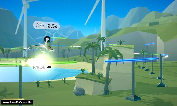 FutureGrind Screenshot 1, Full Version, PC Game, Download Free