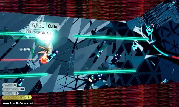 FutureGrind Screenshot 2, Full Version, PC Game, Download Free