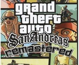 GTA San Andreas San Andreas Remastered Mod