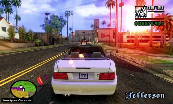 GTA San Andreas San Andreas Remastered Mod Screenshot 2, Full Version, PC Game, Download Free