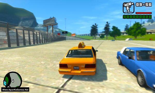 GTA San Andreas San Andreas Remastered Mod - ShoutMeeeLoud