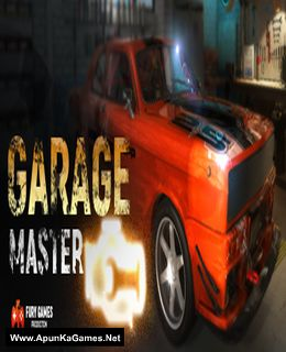 Garage Master 2018 Cover, Poster, Full Version, PC Game, Download Free