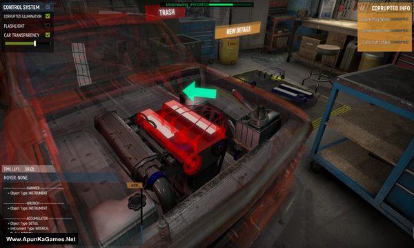 Garage Master 2018 Screenshot 2, Full Version, PC Game, Download Free