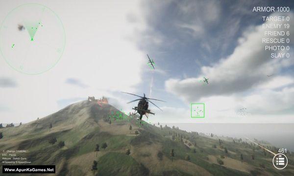 Gunship Recon Screenshot 1, Full Version, PC Game, Download Free