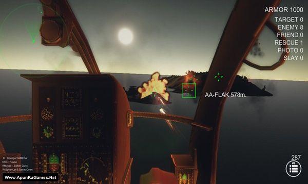 Gunship Recon Screenshot 3, Full Version, PC Game, Download Free