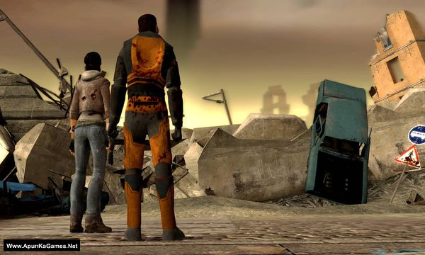 Half-Life 2: Episode One Screenshot 1, Full Version, PC Game, Download Free