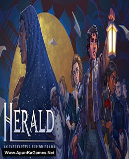 Herald An Interactive Period Drama Book I and II Cover, Poster, Full Version, PC Game, Download Free