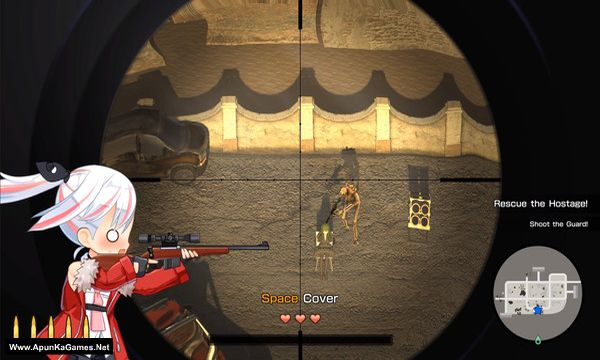 Heroine of the Sniper Screenshot 3, Full Version, PC Game, Download Free
