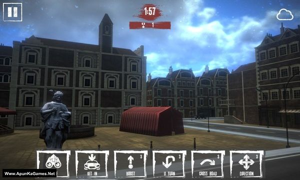 Hitchhiker Screenshot 3, Full Version, PC Game, Download Free