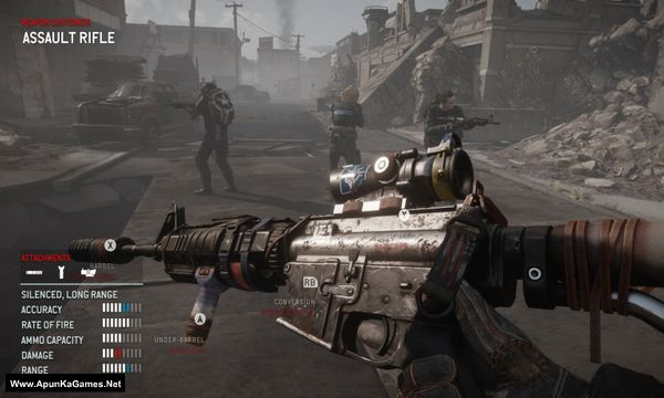 Homefront: The Revolution Screenshot 2, Full Version, PC Game, Download Free