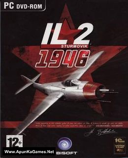 IL-2 Sturmovik: 1946 Cover, Poster, Full Version, PC Game, Download Free
