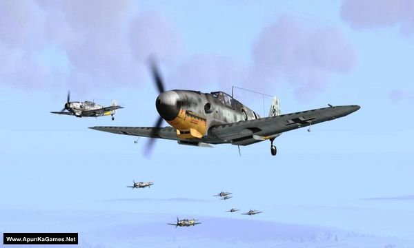 IL-2 Sturmovik: 1946 Screenshot 1, Full Version, PC Game, Download Free