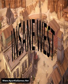 INSANE WEST Cover, Poster, Full Version, PC Game, Download Free