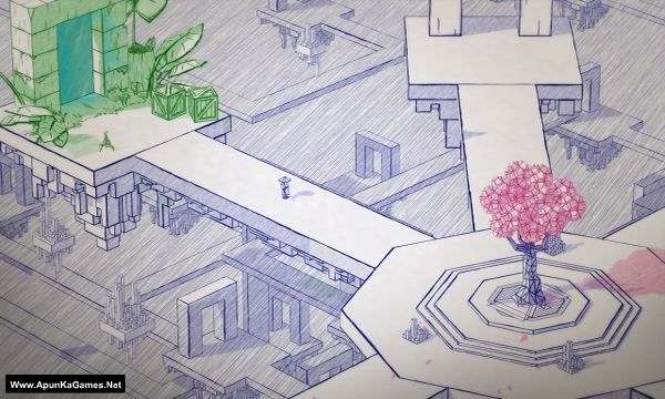 Inked Screenshot 1, Full Version, PC Game, Download Free