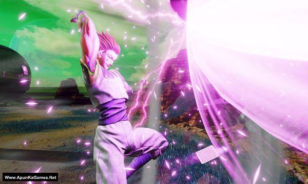 Jump Force Screenshot 1, Full Version, PC Game, Download Free