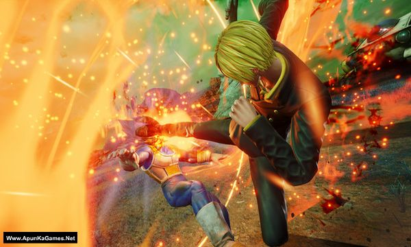 Jump Force Screenshot 2, Full Version, PC Game, Download Free