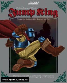 Jump King Cover, Poster, Full Version, PC Game, Download Free