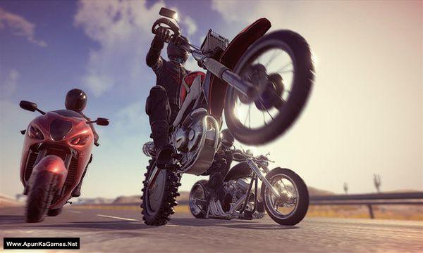 Just Ride:Apparent Horizon Screenshot 1, Full Version, PC Game, Download Free