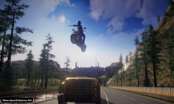 Just Ride:Apparent Horizon Screenshot 2, Full Version, PC Game, Download Free