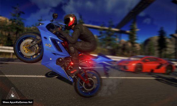 Just Ride:Apparent Horizon Screenshot 3, Full Version, PC Game, Download Free