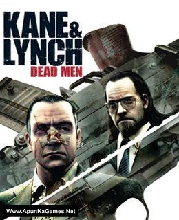 Kane & Lynch: Dead Men Cover, Poster, Full Version, PC Game, Download Free