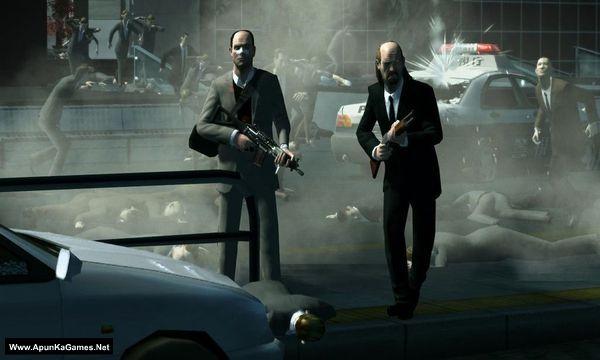 Kane & Lynch: Dead Men Screenshot 1, Full Version, PC Game, Download Free