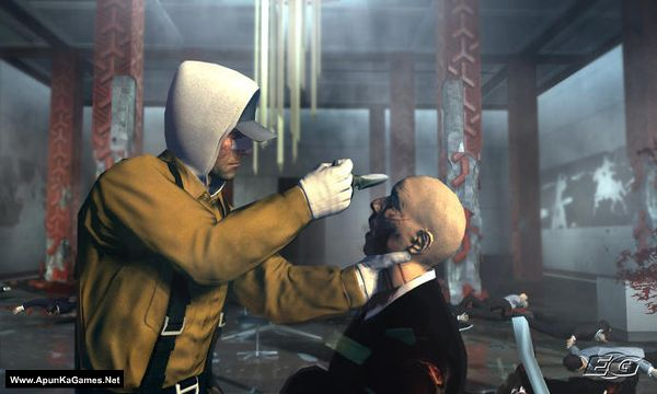 Kane & Lynch: Dead Men Screenshot 3, Full Version, PC Game, Download Free