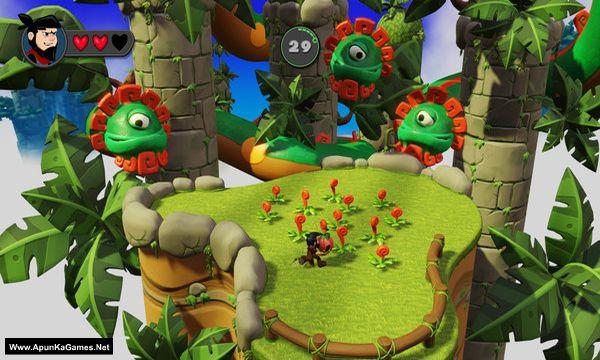 Kid Baby: Starchild Screenshot 1, Full Version, PC Game, Download Free