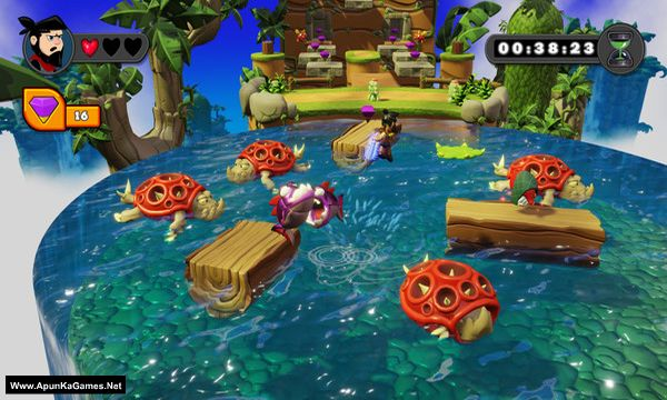 Kid Baby: Starchild Screenshot 3, Full Version, PC Game, Download Free