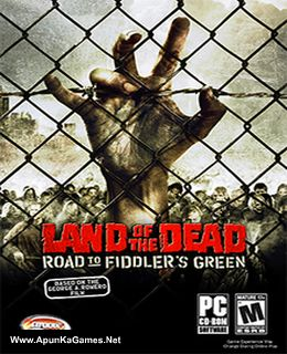 Land of the Dead: Road to Fiddler's Green Cover, Poster, Full Version, PC Game, Download Free