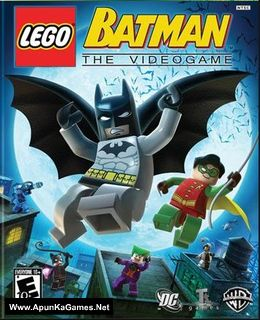 Lego Batman: The Videogame Cover, Poster, Full Version, PC Game, Download Free