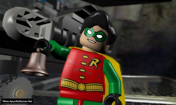 Lego Batman: The Videogame Screenshot 1, Full Version, PC Game, Download Free