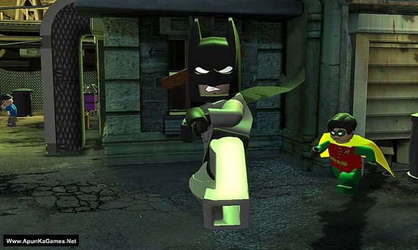 Lego Batman: The Videogame Screenshot 3, Full Version, PC Game, Download Free