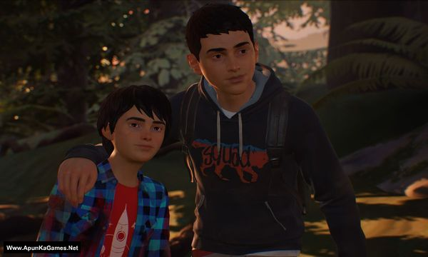 Life is Strange 2 Screenshot 1, Full Version, PC Game, Download Free