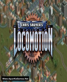 Chris Sawyer's Locomotion Cover, Poster, Full Version, PC Game, Download Free