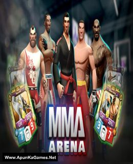 MMA Arena Cover, Poster, Full Version, PC Game, Download Free
