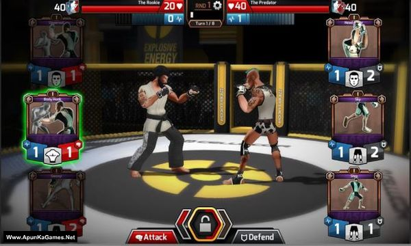 MMA Arena Screenshot 1, Full Version, PC Game, Download Free