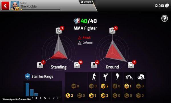 MMA Arena Screenshot 2, Full Version, PC Game, Download Free
