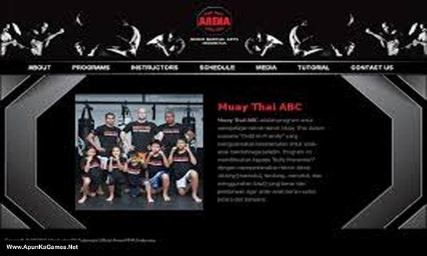 MMA Arena Screenshot 3, Full Version, PC Game, Download Free