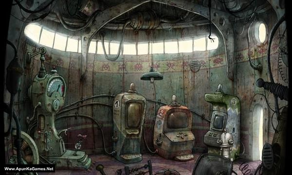 Machinarium Collector's Edition Screenshot 2, Full Version, PC Game, Download Free