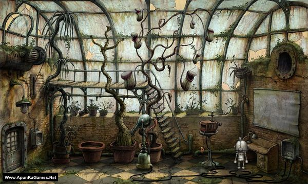 Machinarium Collector's Edition Screenshot 3, Full Version, PC Game, Download Free