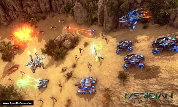 Meridian: Squad 22 Screenshot 2, Full Version, PC Game, Download Free