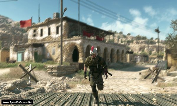Metal Gear Solid V The Phantom Pain Screenshot 1, Full Version, PC Game, Download Free