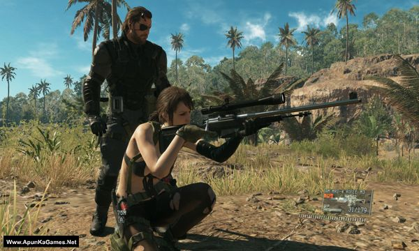 Metal Gear Solid V The Phantom Pain Screenshot 2, Full Version, PC Game, Download Free