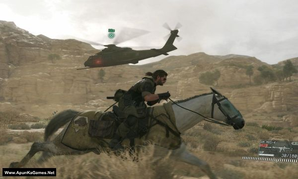 Metal Gear Solid V The Phantom Pain Screenshot 3, Full Version, PC Game, Download Free